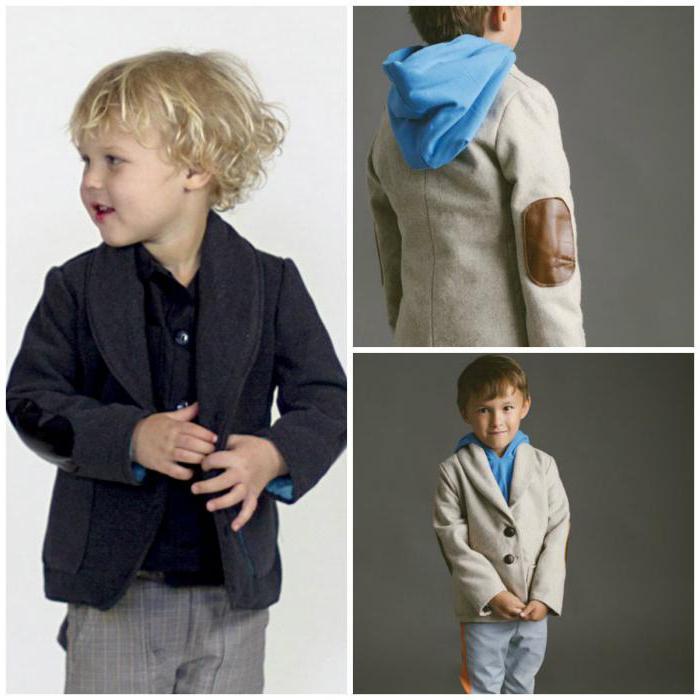 сшить куртку для мальчика своими руками