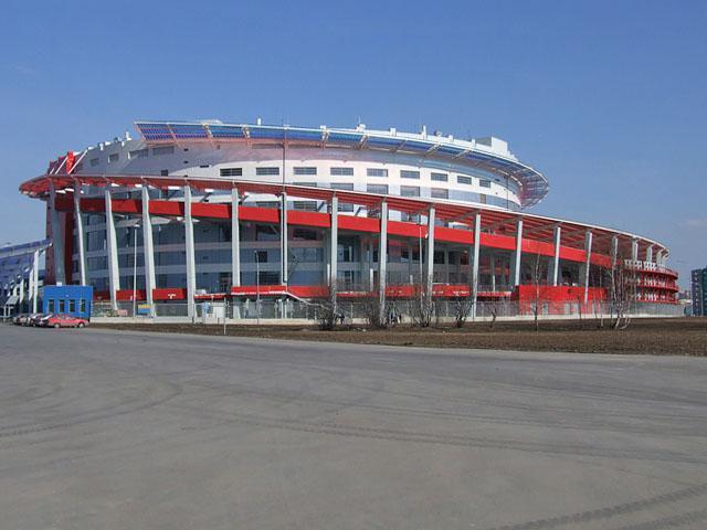 дворце спорта мегаспорт