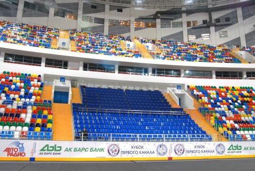 дворец спорта мегаспорт москва