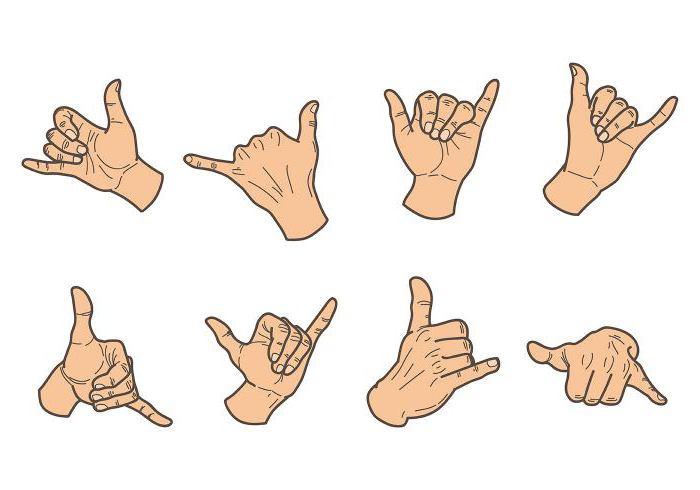 Сексуальние жести руками