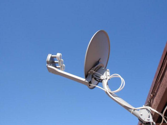 настройка антенны триколор тв на спутник самостоятельно