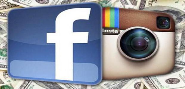 как связан фейсбук и инстаграм
