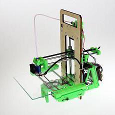 дешевый 3d принтер