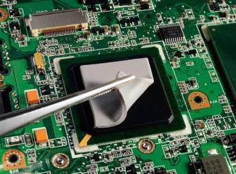 термопрокладка для видеокарты ноутбука