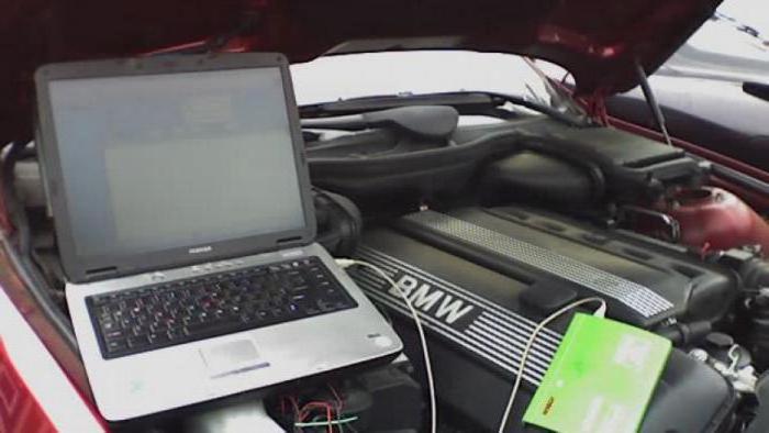 универсальный диагностический сканер для авто