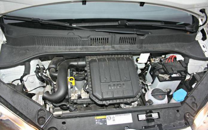 масло двигатель шкода октавия 1 6 mpi