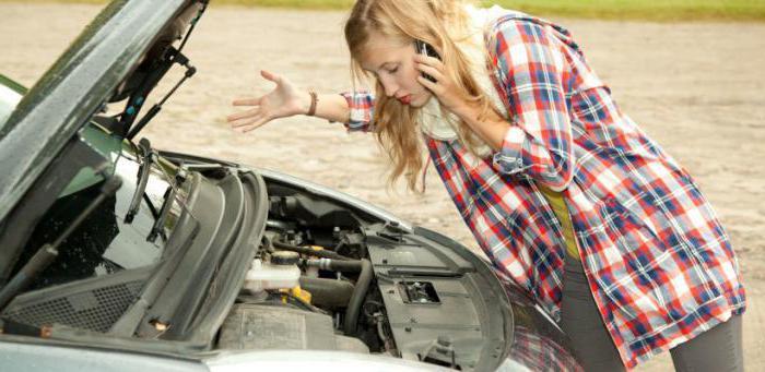 Писк при движении автомобиля