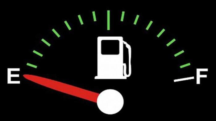 Расчет расхода топлива формула