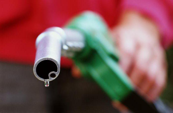 стоимость бензина 92