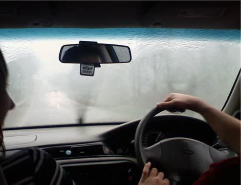 Как избавиться от запотевания стекол в автомобиле? Средство от запотевания стекол в автомобиле