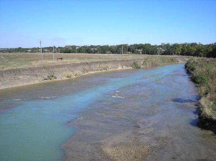 река егорлык ставропольский край