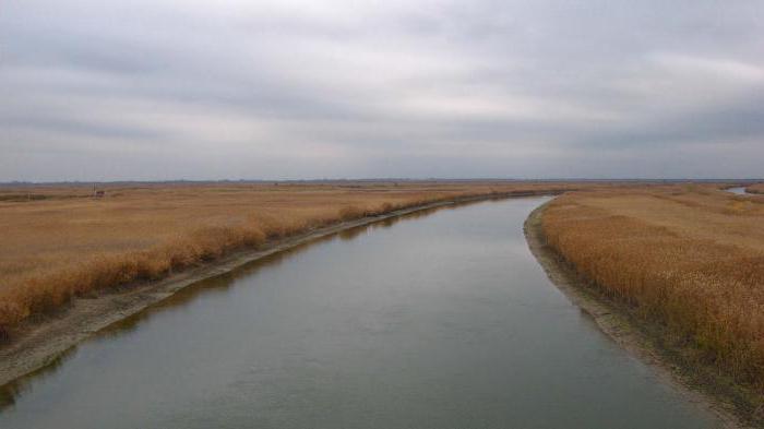 названия рек ставропольского края