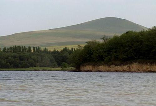 какие реки есть в ставропольском крае