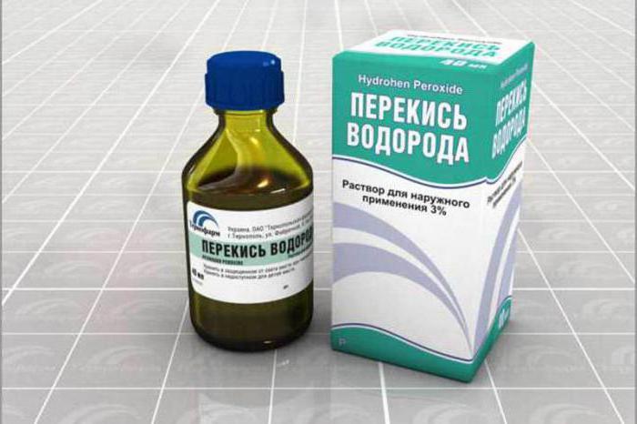 Хлоргексидин это перекись или нет