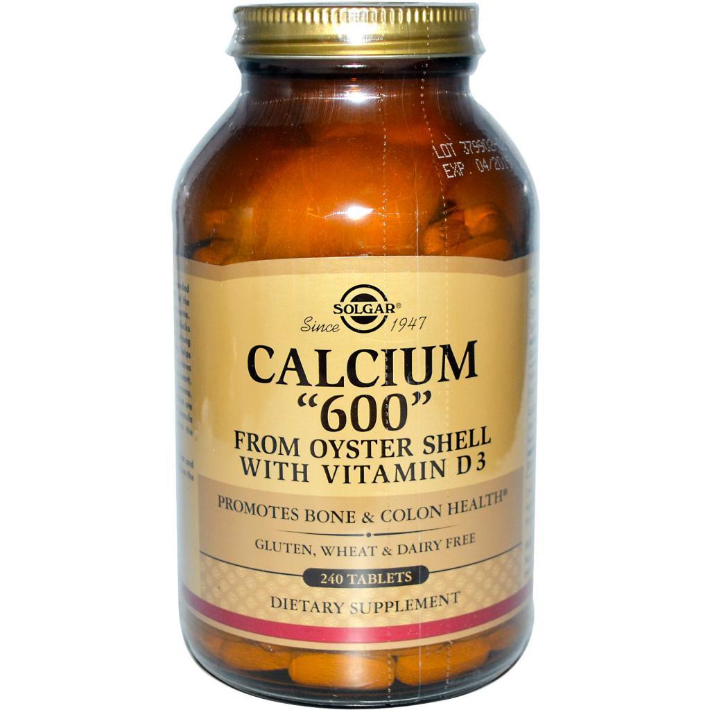 витамины с кальцием отзывы