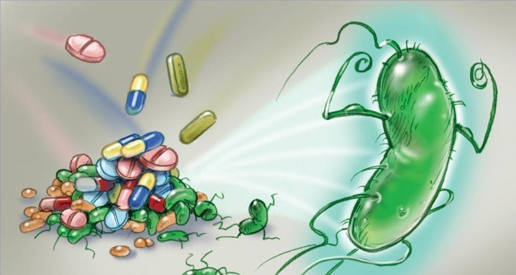 антибиотики против вирусов