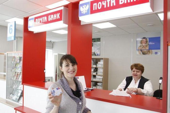 отзывы о почта банке по кредитам