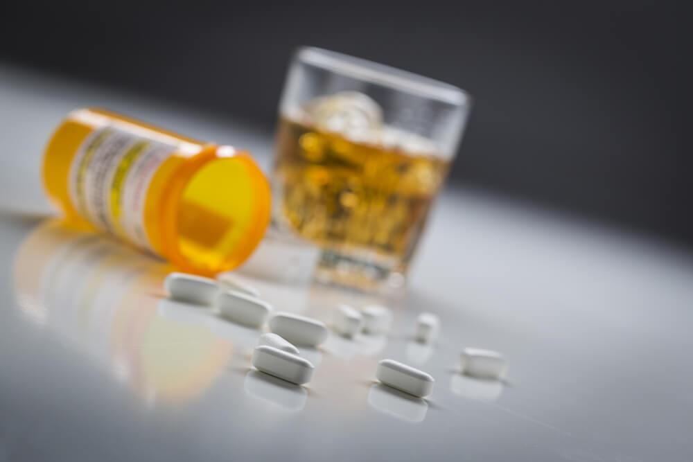 Можно ли употреблять алкоголь с изопринозином