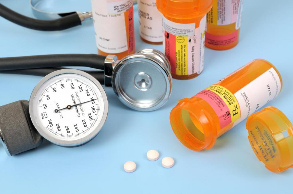Эналаприл и сахарный диабет