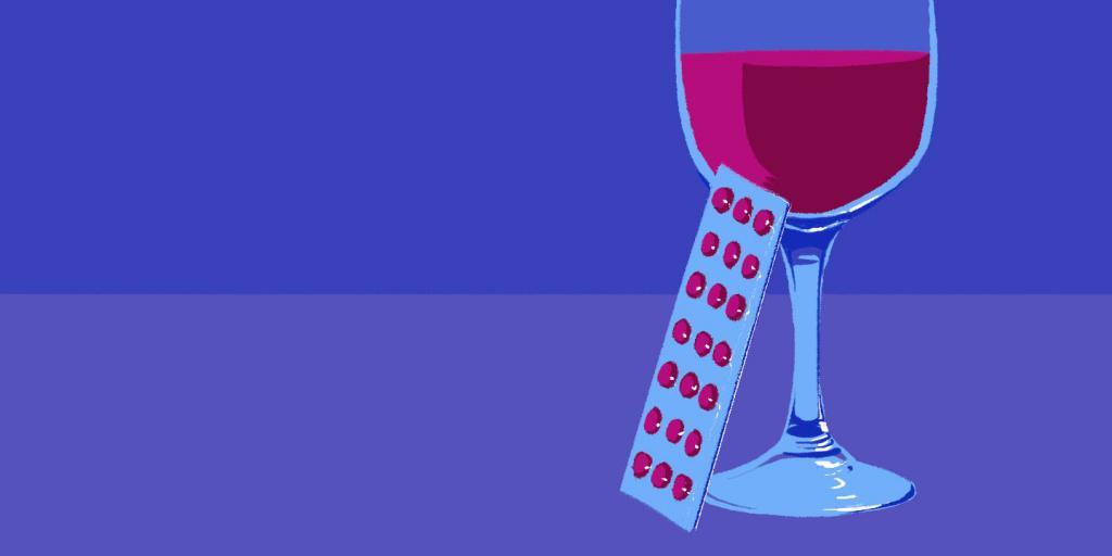 регулон и алкоголь отзывы