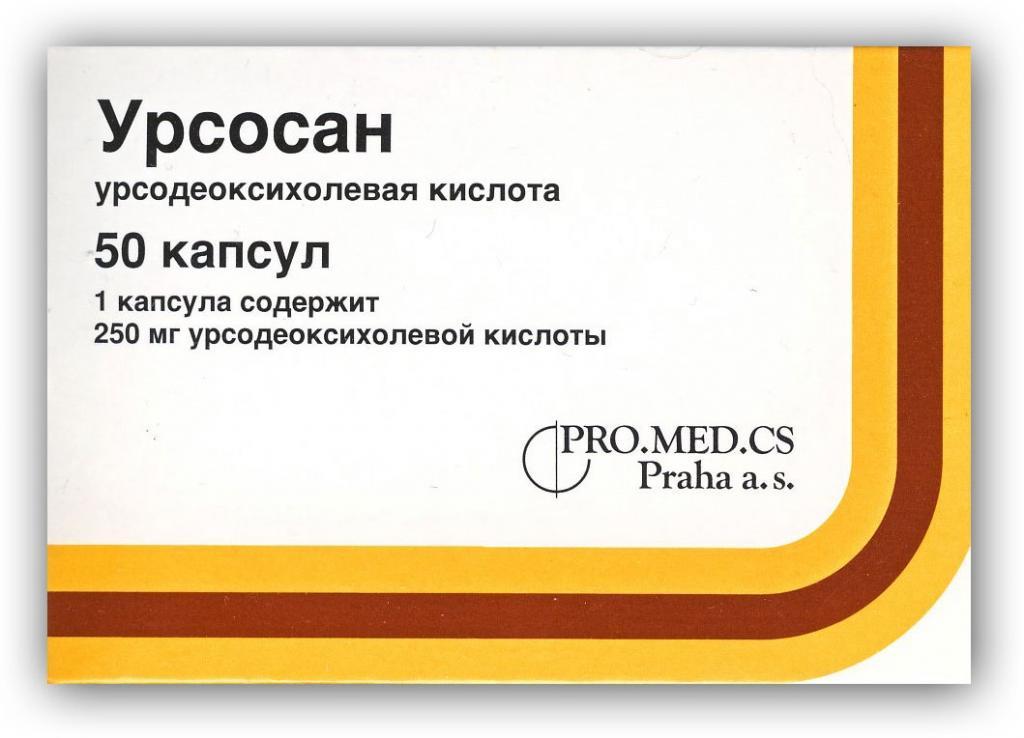 """""""Урсосан"""": состав препарата, инструкция по применению, аналоги и отзывы"""