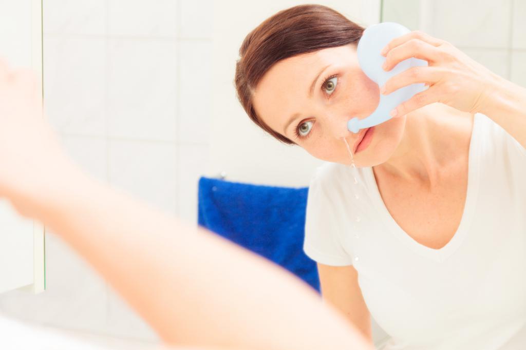 Как лечит заложенность носа в домашних условиях 506