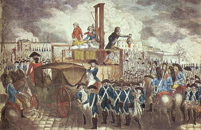 an analysis of french revolution Between 1789 and 1802, france was wracked by a revolution which radically changed the government, administration, military, and culture of the nation as well as plunging europe into a series of wars france went from a largely 'feudal' state under an absolutist monarch through the french revolution.
