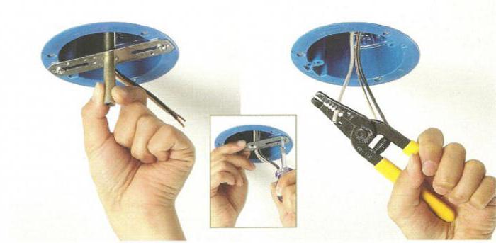 Как провести проводку по потолку в квартире