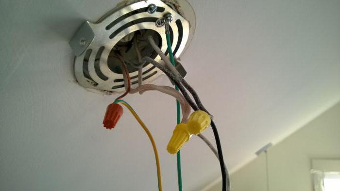 Разводка проводки в квартире по потолку