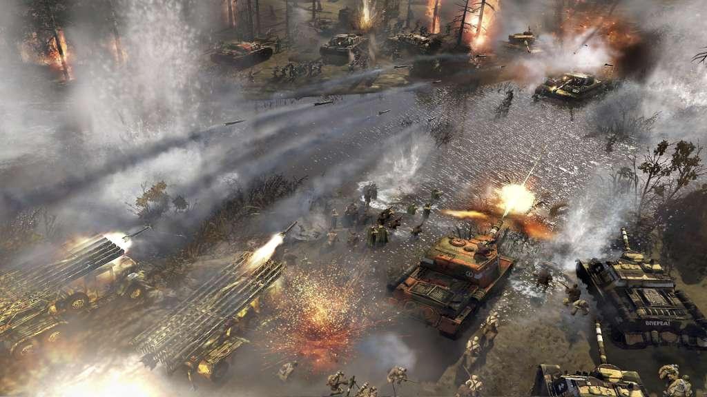 военые стратегии похожие на company of heroes
