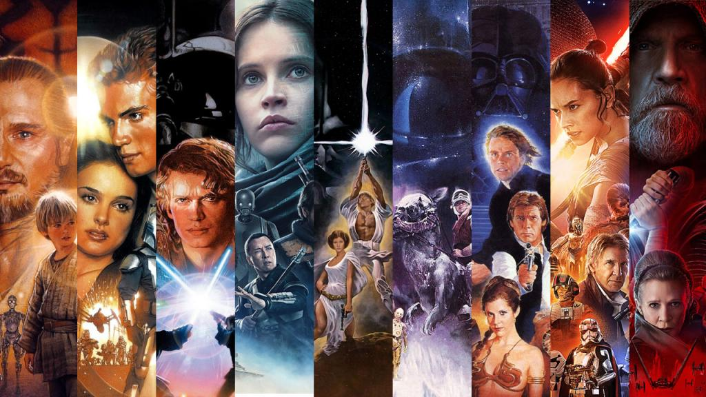 The most famous movie franchise