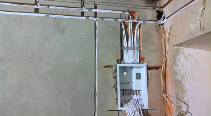 способы прокладки проводки в квартире