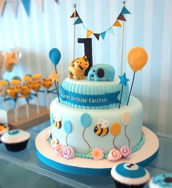 Детские торты дизайн 169