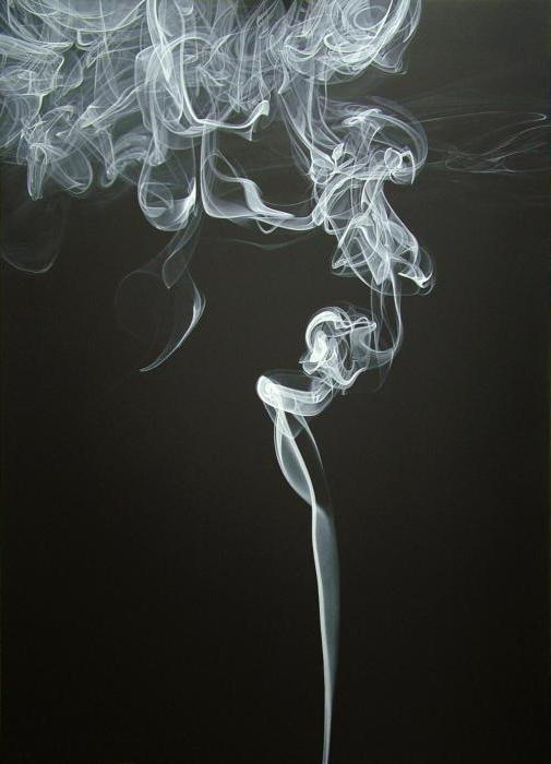 How to draw the smoke in different ways