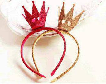 корона из фоамирана мастер класс