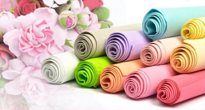 розы из зефирного фоамирана