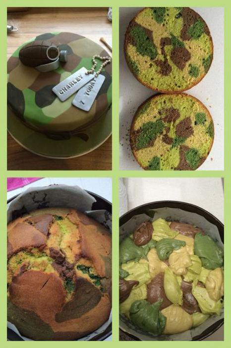 Как сделать простой торт фото 379