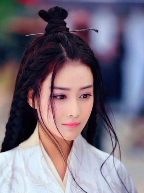 китайские прически мужские