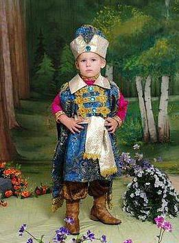 костюм ивана царевича своими руками