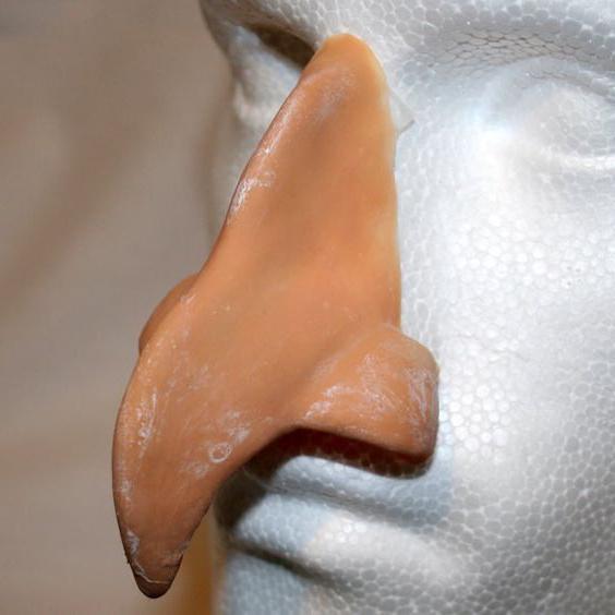 Нос для костюма бабы яги своими руками 46