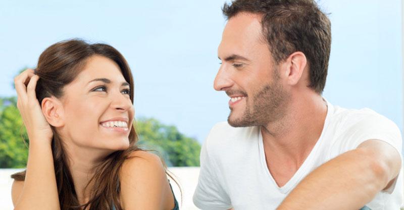 С психология знакомстве человека девушкой в