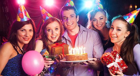 смешные конкурсы на день рождения