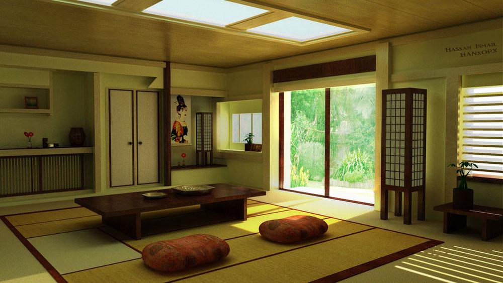 japanese style apartment