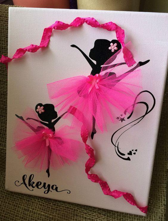 вооруженных открытка для балерины сейчас них