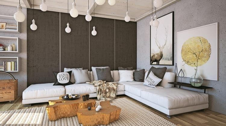 Стильная квартира: современный дизайн, идеи и фото
