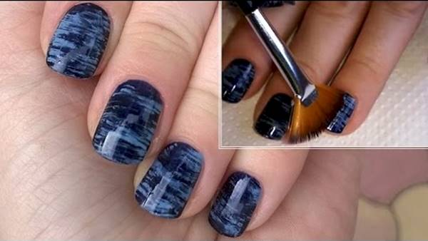 creative nail art photo