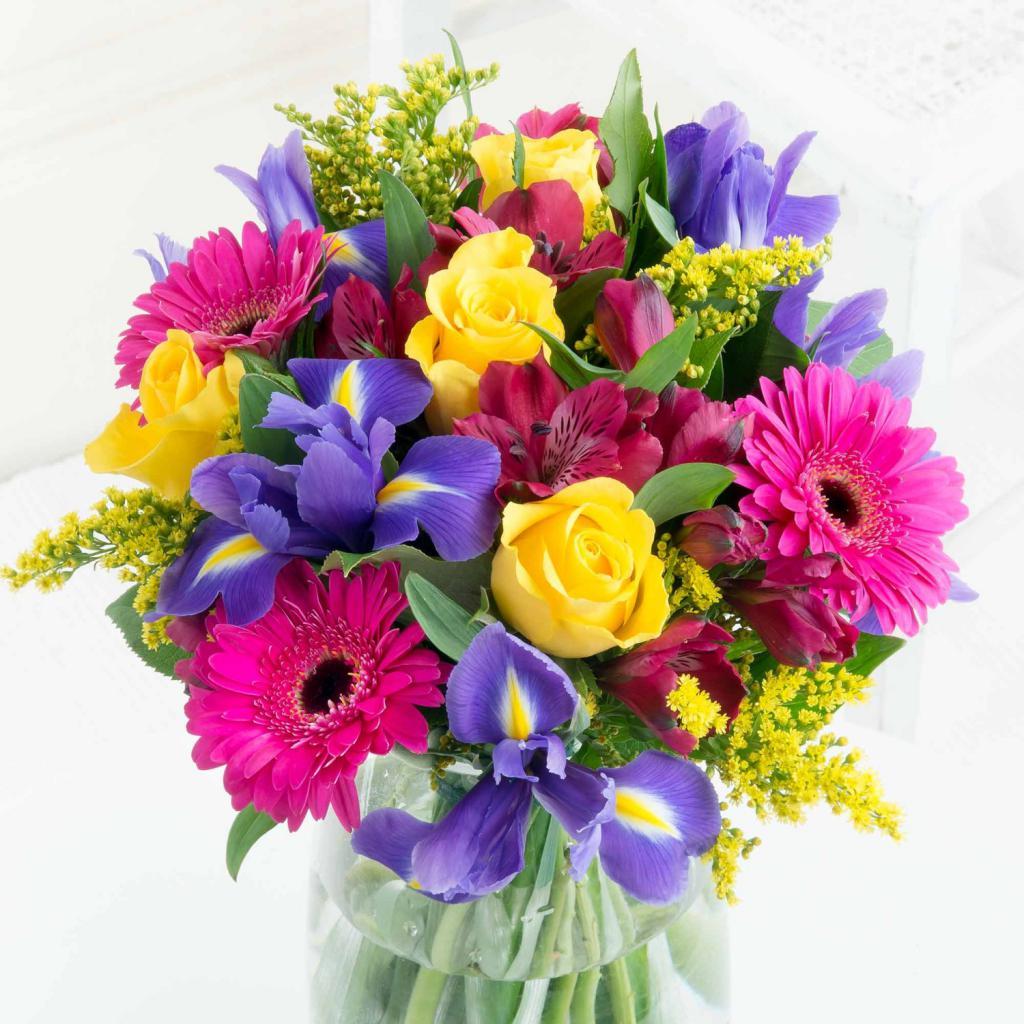 Вера брежнева ее любимые цветы