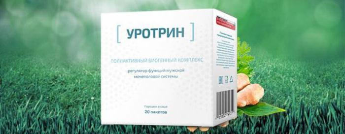 Уротрин описание препарата