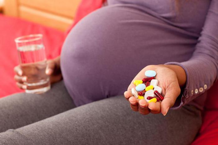 сумамед при беременности