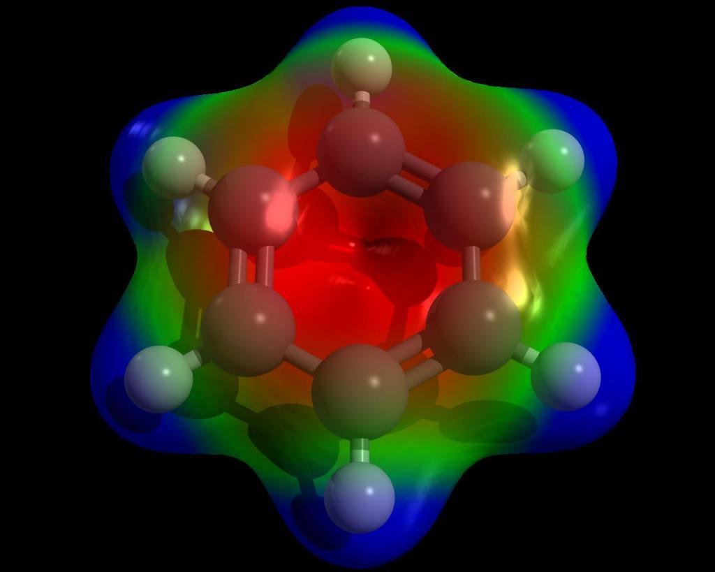 структура бензина